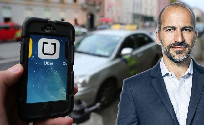 Uber'in 57 milyon kullanıcısının bilgileri çalındı
