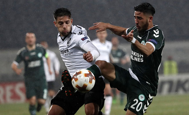 Atiker Konyaspor da Avrupa'ya veda etti