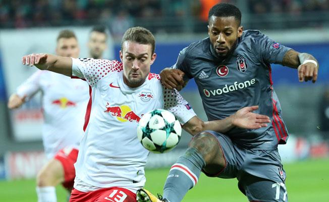 Beşiktaş, Laipzig maçını aldı