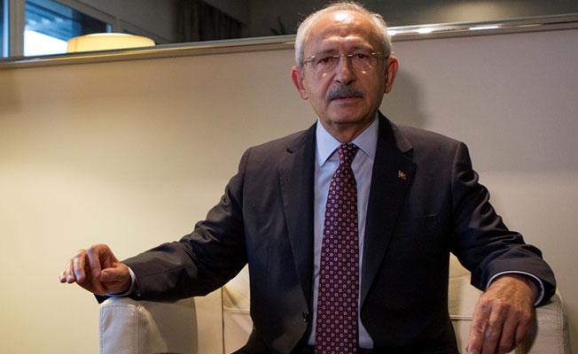 Kılıçdaroğlu: Trump'ın açıklaması Ortadoğu'ya atılan tahrip gücü yüksek bombadır