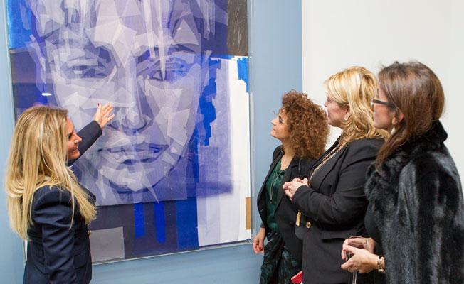 Londra'nın Kültür Sanat Hayatına Nilgün Çolak İmzası