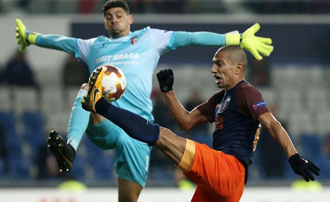 Medipol Başakşehir'e Braga galibiyeti yetmedi