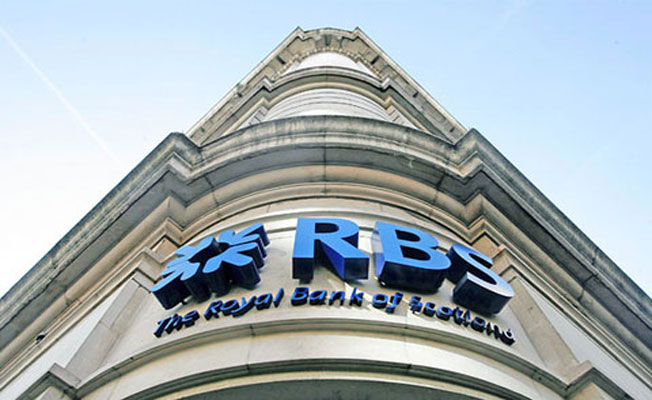 Royal Bank of Scotland 259 Şubesini Kapatacak
