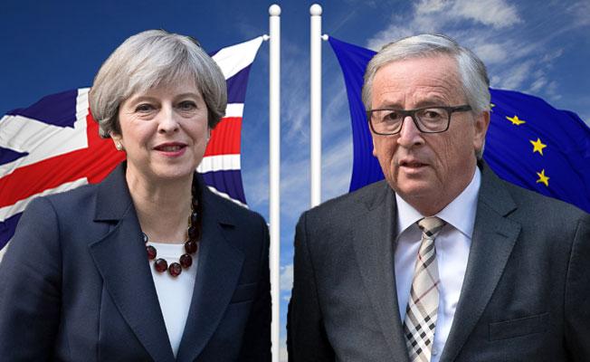 Theresa May'den çarpıcı Brexit açıklaması