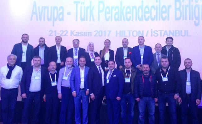 Türk Perakendeciler Avrupa'da Örgütleniyor