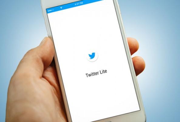 Twitter Lite, kullanıma sunuldu