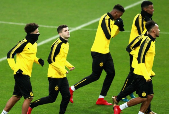 Borussia Dortmund'da 9 futbolcu zehirlendi