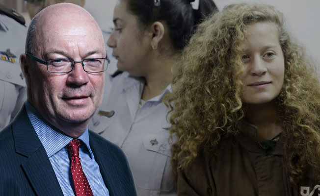 "İngiliz Bakan'dan İsrail'e ""Temimi"" tepkisi"