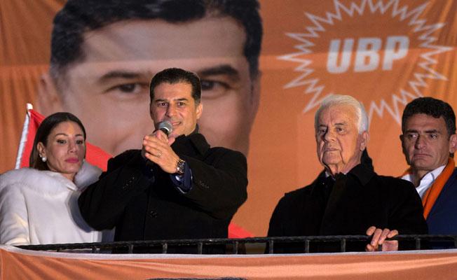 KKTC Halkı 'Koalisyon' dedi; UBP Birinci Parti