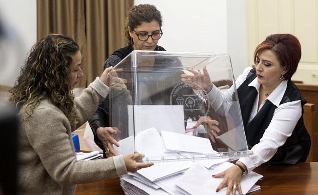 KKTC'de resmi olmayan seçim sonuçları