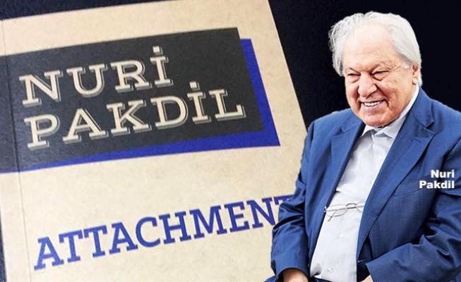 Nuri Pakdil'in  'Attachment' kitabı için Londra'da Panel