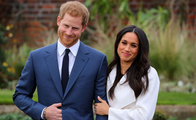 Prens Harry ile Meghan Markle balayında Kapadokya'ya gidecek
