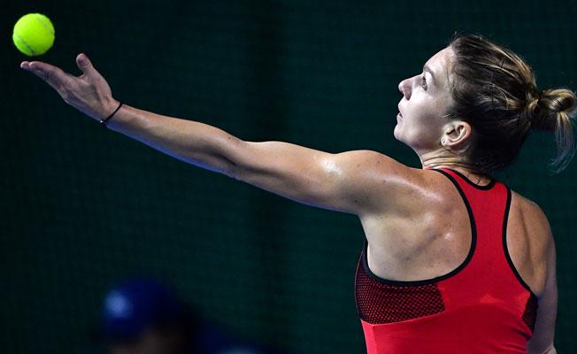 WTA Kupası Simona Halep'in