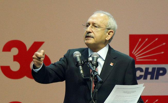 CHP Kurultayında İki Aday Yarışacak