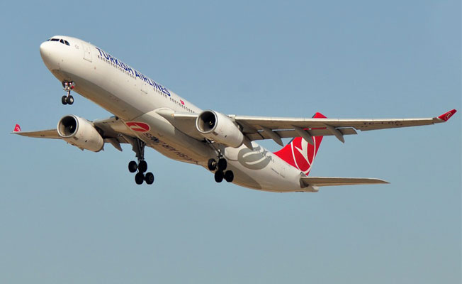 Sırbistan'dan THY uçaklarına yasak!