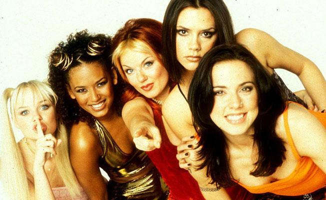 Spice Girls geri geliyor