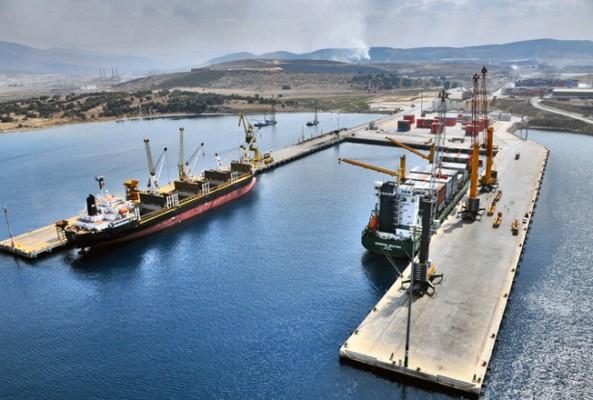 Türk limanları Avrupa'yı 3'e katladı