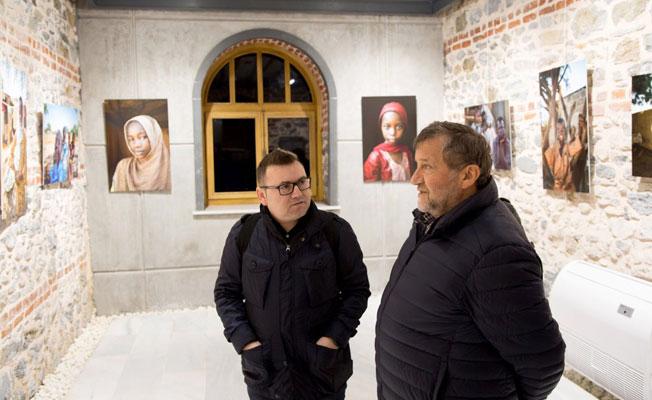 Yeşilyurt'un fotoğrafları 'Z FotoFest'te sergilendi