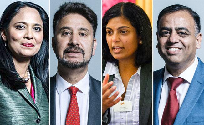İngiltere'de 4 Müslüman milletvekiline şüpheli paket gönderildi