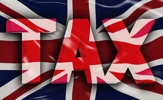 İngiltere'de vergiler artacak!