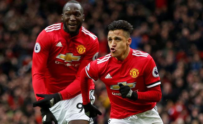 Manchester United sahasında zorlanmadı