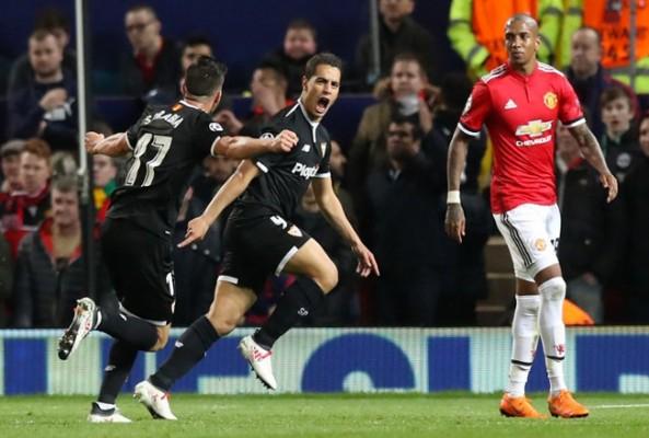 Manchester United şampiyonlar liginden elendi