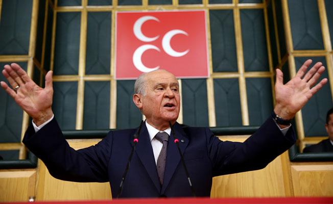 MHP Lideri Bahçeli, Erken Seçimin Tarihini Verdi!