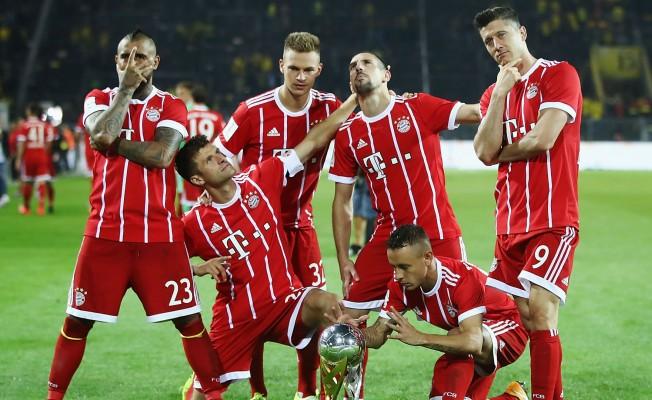 Bayern Münih Almanya'da rakipsiz