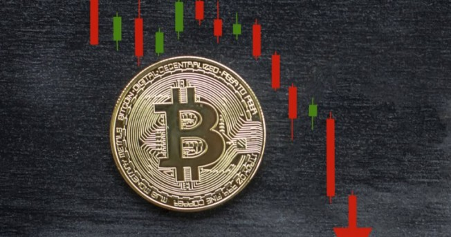 Bitcoin 7 bin doların altında