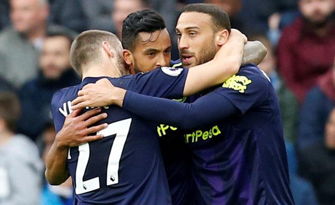 Cenk Tosun attı, Everton kazandı