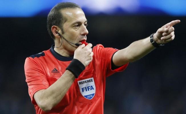 Cüneyt Çakır, Real Madrid-Bayern Münih maçını yönetecek
