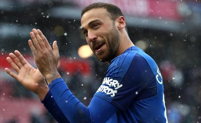 Everton Taraftarı, Cenk Tosun için beste yaptı