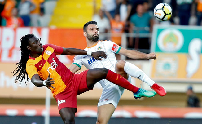 Galatasaray, Aytemiz Alanyaspor'a Puan Bırakmadı