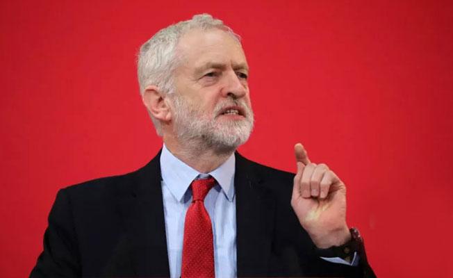 İngiliz Muhalefet lideri Corbyn'den Suriye açıklaması
