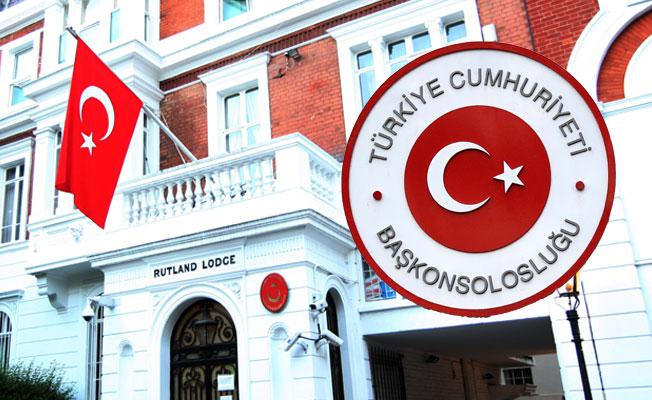 Londra Başkonsolosluğundan İngiltere'deki Türk Toplumuna Açıklama