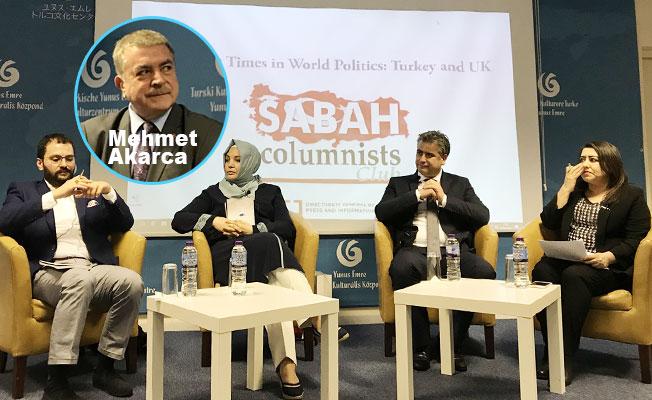 Londra'da 'Türkiye-İngiltere İlişkileri' Paneli
