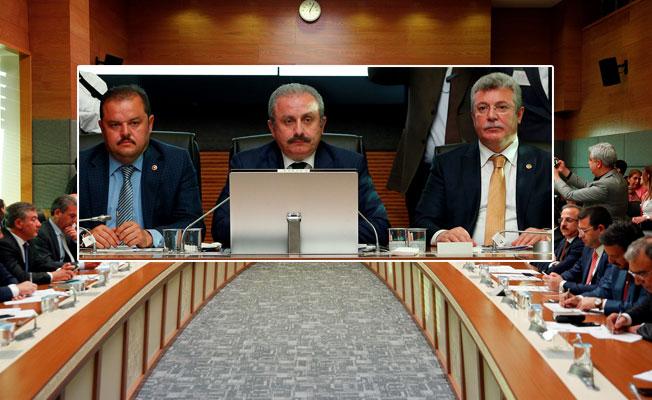 Seçim Önergesi Anayasa Komisyonu'ndan Geçti
