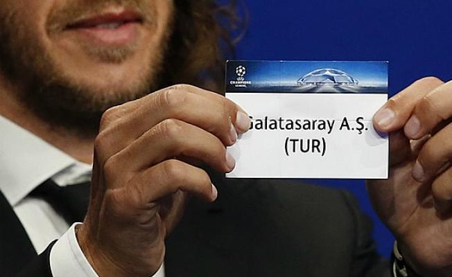 Galatasaray'a Şampiyonlar Ligi hayali kurasında Tottenham çıktı