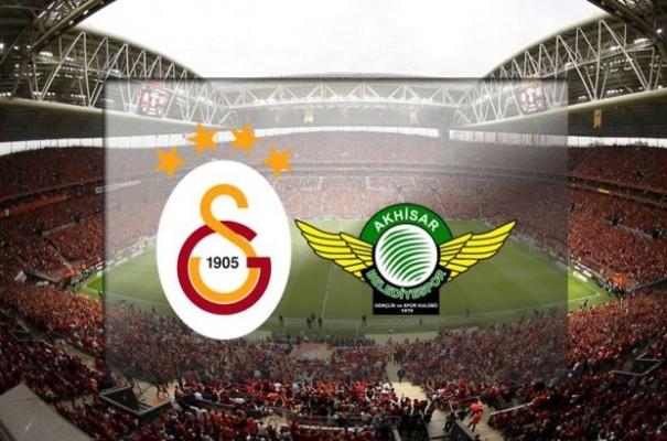 Galatasaray deplasmanda Akhisarspor ile karşılaşacak!