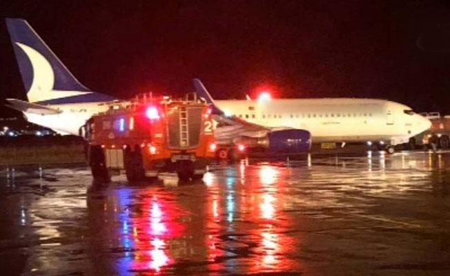 İstanbul Uçağında Yangın! 150 Yolcu Ölümden Döndü