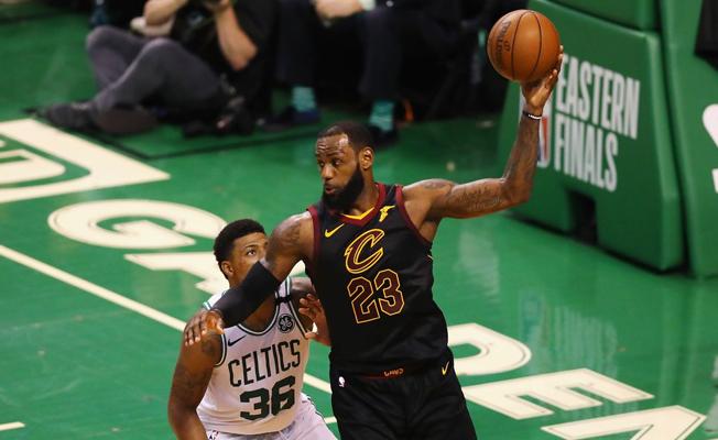 NBA'de ilk finalist belli oldu