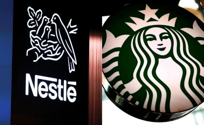 Nestle, kahvesini satmak için Starbucks'a 7,1 milyar dolar ödeyecek