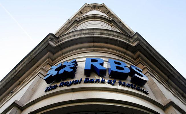 Royal Bank of Scotland 162 Şubesini Kapatıyor
