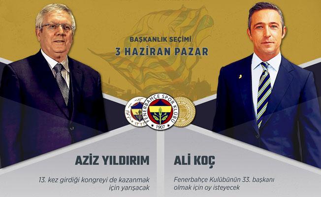 Fenerbahçe başkanını seçiyor