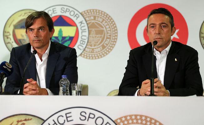 Fenerbahçe'de, Cocu Resmen İmzayı Attı