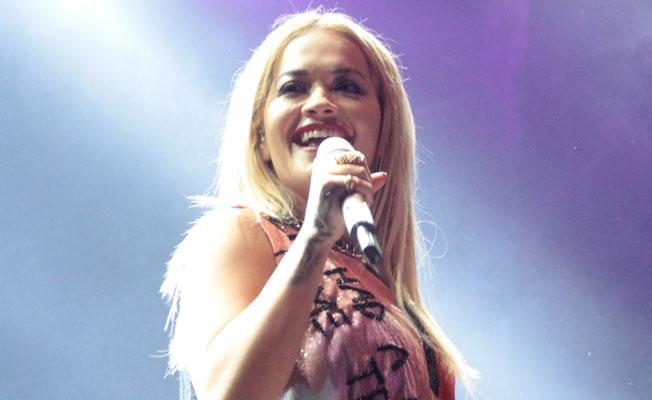 İngiliz sanatçı Rita Ora'dan, Antalya'da konser