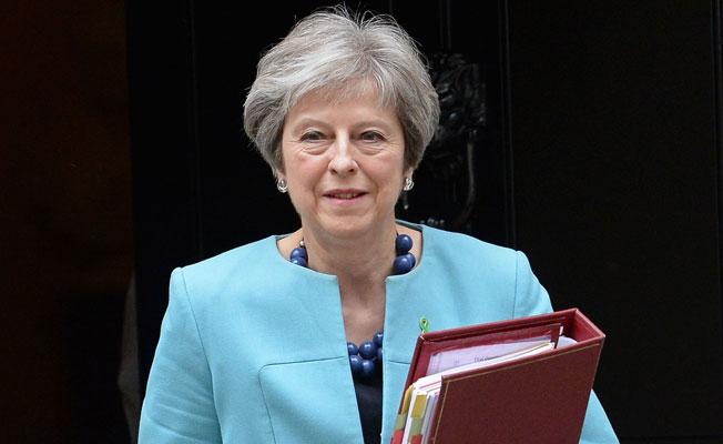 İngiltere Başbakanı Theresa May, Müslümanların Ramazan Bayramı'nı kutladı