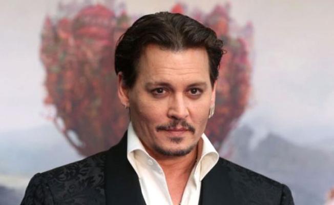 Johnny Depp'in korkunç görüntüsünün sırrı