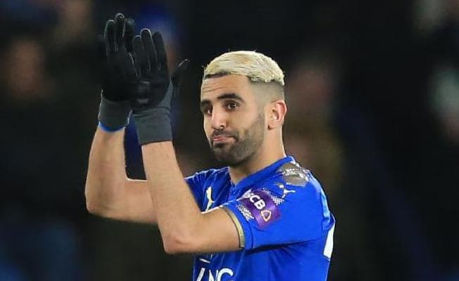 Liverpool ve Manchester City, Riyad Mahrez'in peşinde