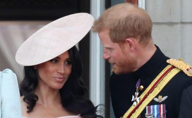 Meghan Markle ve Prens Harry'nin ilk resmi ziyaret yeri